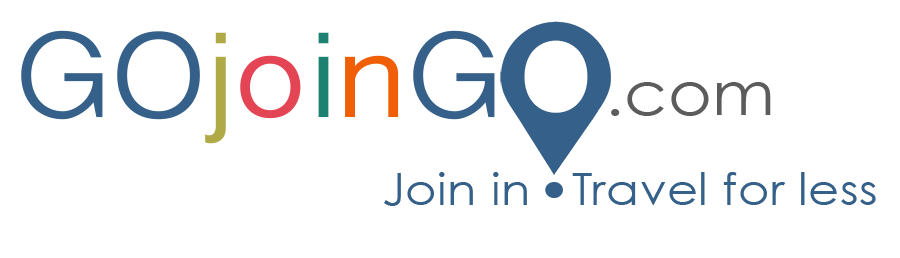 GOjoinGO: Join In | Travel for Less